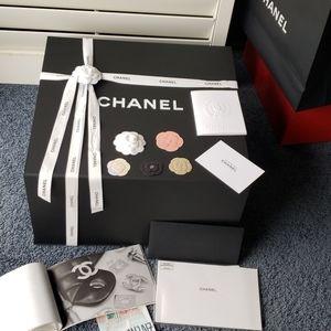 Chanel Magnetic Gift Box - HUGE / GIANT SIZE